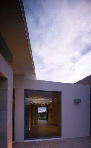 façade entrée - Piccoli Residence par Casalgrande Padana Spa - Indiana, USA