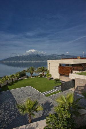façade entrée - Touristic Villa 'S, M, L' par studio SYNTHESIS - Tivat, Montenegro