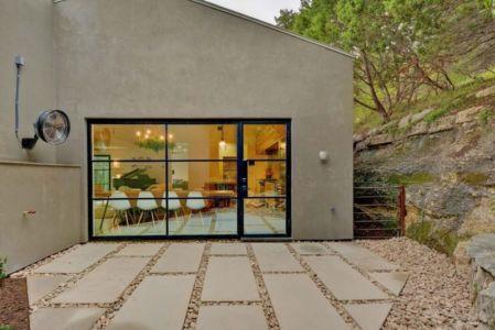 façade entrée - westlake-home par Capstone Custom Homes - Westlake, USA