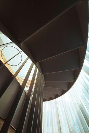 façade escalier design - maison exclusive par CplusC - Waverley, Australie