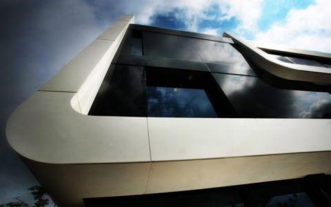 façade fenêtres - Weave House par A-cero - Barcelone - Espagne - Photo Marcos Domingo