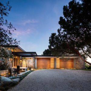 façade garages - Malibu Crest par Studio Bracket - Malibu, Usa