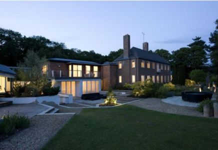 façade jardin - Lofties par Rayner Davies Architects - Lindrick Common, Angleterre