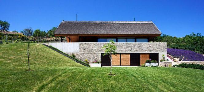 façade jardin - Villa du lac Balaton par FBI studio - Balatonfüred, Hongrie