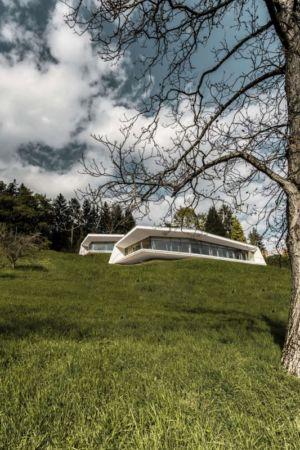 façade jardin - Villas-2B par Love Architecture - Graz, Autriche