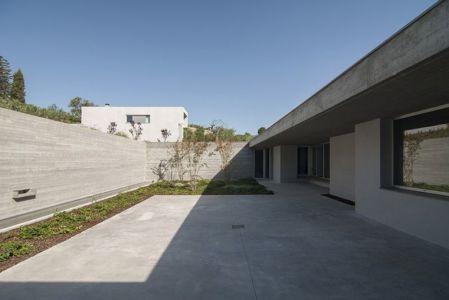 façade jardin & entrée - Residenza Privata par Osa Architettura - Basilicata, Italie