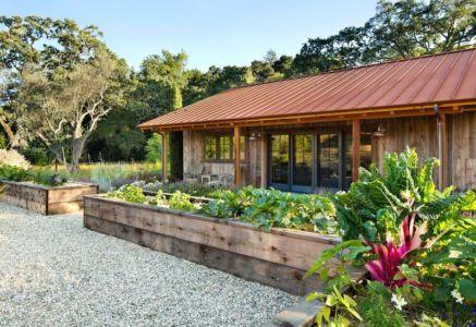façade jardin dépendance - Triple-L-House par SDG Architecture - San Francisco, USA