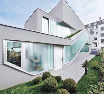 façade jardin & terrasse - MaHouse par Marc Formes - France