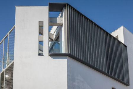 laisser passer la lumière - Urban-Eco-House par Tecon Architects - Bucuresti Roumanie