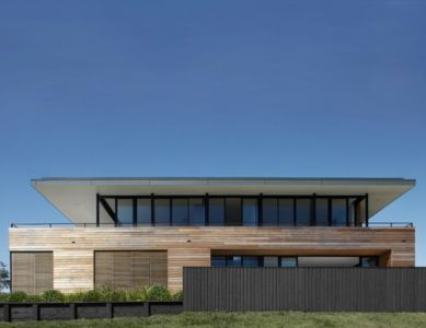 façade océan - Lamble Residence par Smart Design Studio - New South Wales, Australie