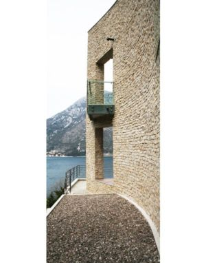 façade pierres - Vila-Stoliv par Enforma Architectural Studio - Montenegro