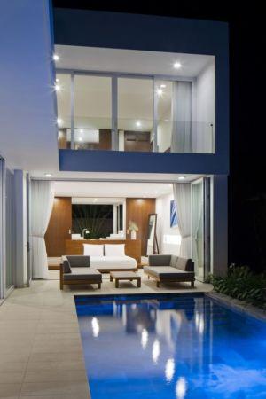 façade piscine - sofka par MM++ Architects - Phan Thiet, Vietnam
