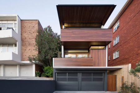 façade principale - Queenscliff-Design par Watershed Design - Sydney, Australie