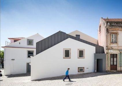 façade principale - Single-Family-House par Humberto Conde - Lisbonne, Portugal