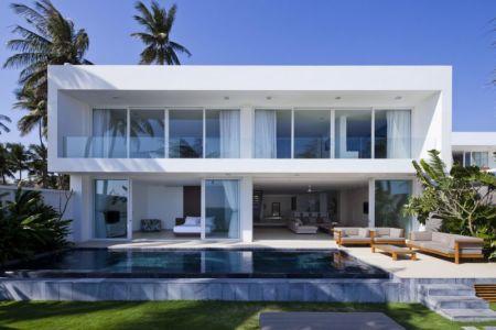 façade terrasse - sofka par MM++ Architects - Phan Thiet, Vietnam
