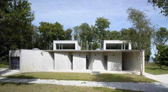 façade principale - villa-lokaator par kavakava - Paldiski, Estonie