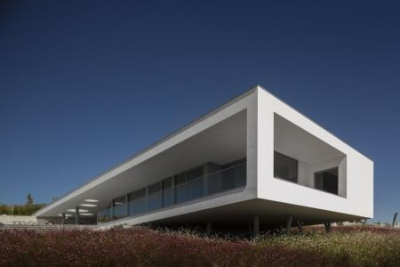 façade principale - zauia-house par mario martins atelier - Val da Lama, Portugal