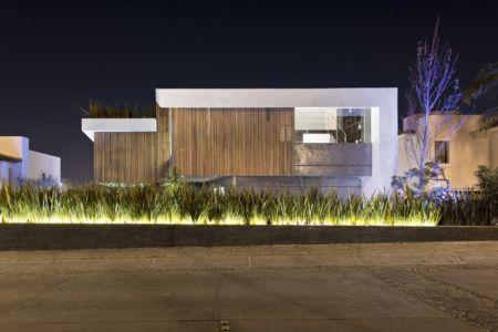 façade rue - Vista Clara par lineaaquitectura.mx - Puebla, Mexique