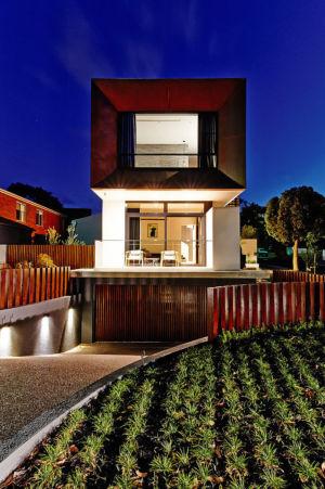 façade rue de nuit - White House par In2 - Melbourne, Australie