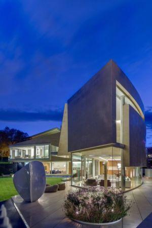 façade terrasse - Club-Residence par Migdal Arquitectos - Mexico, Mexique