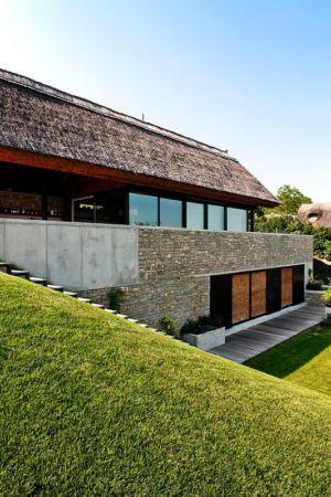 façade terrasse - Villa du lac Balaton par FBI studio - Balatonfüred, Hongrie
