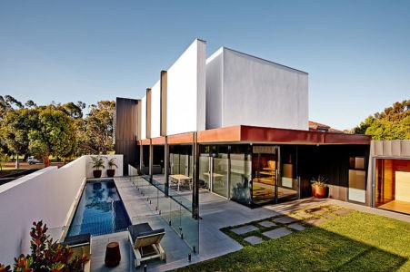 façade terrasse - White House par In2 - Melbourne, Australie