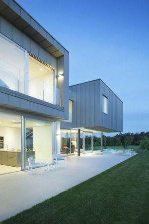 façade terrasse - Z-Balca-House par Lagula Arquitectes - Espagne