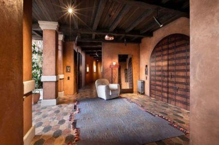 terrasse entrée - Residence-BO par Baraban+design studio - Kiev, Ukraine