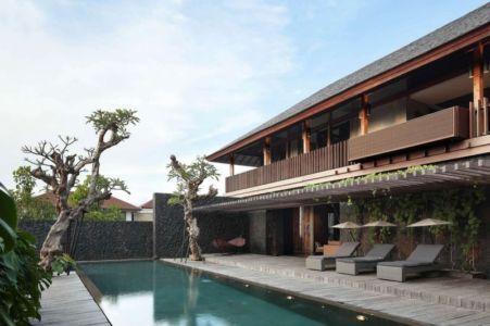 façade terrasse et piscine - Villa Pecatu par Wahana Cipta Selaras - Pecatu, Indonésie
