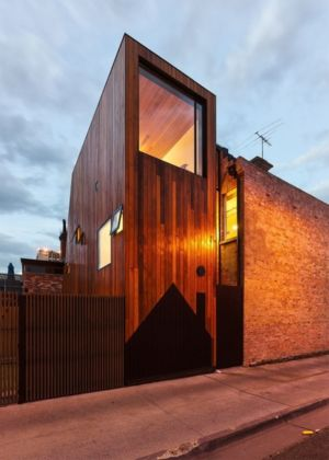 family-house par Maynard Architects - Melbourne, Australie
