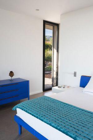fenêtre chambre - Maison A3 par Vincent Coste - Toulon, France
