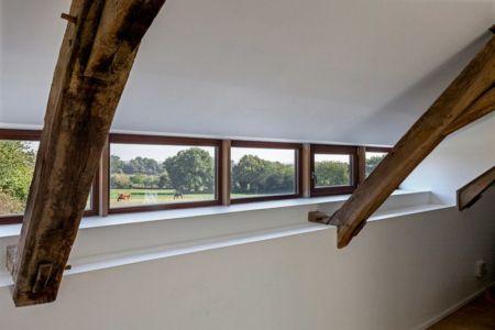 fenêtres baies vitrées - ladaa par JKA Jérémie Koempgen Architecture - Craon, France