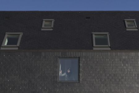 fenêtres de toit - Maison L. ossature bois par Atelier 56S - France - Photo Jeremías Gonzalez