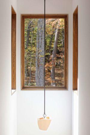 fenêtres en bois - RiverBanks par Foz Design - Saugerties, Usa