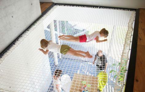 filet pour jeu enfants - House-Wilhermsdorf par René Rissland - Wilhermsdorf, Allemagne