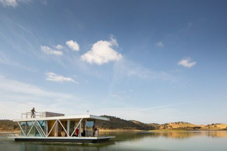 fleuve & paysage - floating-house par Friday - Portugal