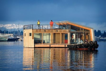 floating residence par Dyna Contracting - Seattle - USA