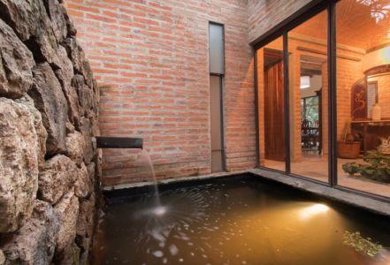 fontaine - Pinar house par MO+G Taller de arquitectura - Zapopan, Mexique