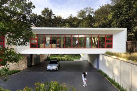 garage - chinkara house par Soliscolomer y asociados - guatemala