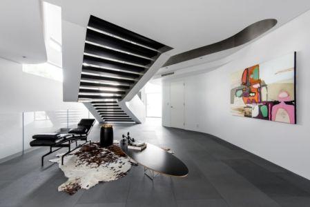 grand espace repos - uneTrigg-Residence par Hiliam Architects - Trigg WA, Australie