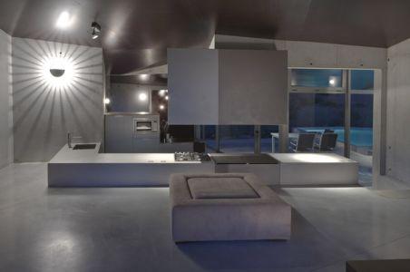 grande cuisine - maisons contemporaines par Bona-Lemercier - Monticello, France
