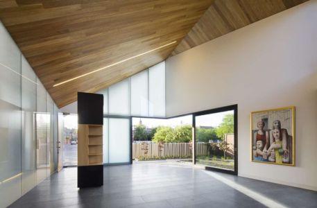 grande pièce & déco tableau - harold-residence par Jackson Clements Burrows - Melbourne, Australie