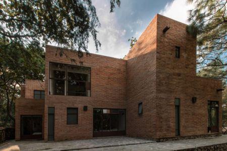 grande terrrasse - Pinar house par MO+G Taller de arquitectura - Zapopan, Mexique