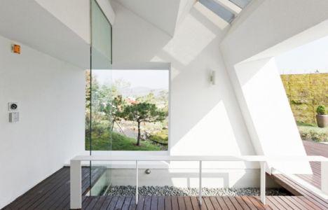 hall accès - E-Green Home par Unsangdong - Jeondae-ri, Corée du Sud