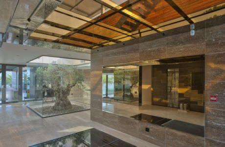 hall entrée magistral - Touristic Villa 'S, M, L' par studio SYNTHESIS - Tivat, Montenegro