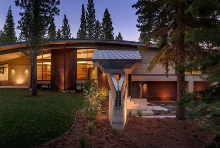 incroyable architecture - Flight House in Martis Camp par Sage Architecture - Truckee, Usa