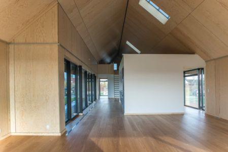 intérieur - La Casa de Libre Mantenimiento par Arkitema Architects  - Danemark
