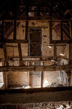 intérieur bâtiment non rénové - ladaa par JKA Jérémie Koempgen Architecture - Craon, France