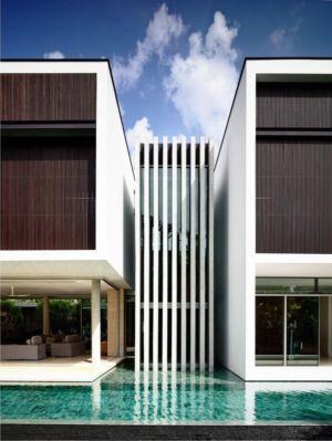 inter bâtiment - 59BTP House par ONG&ONG - Singapour