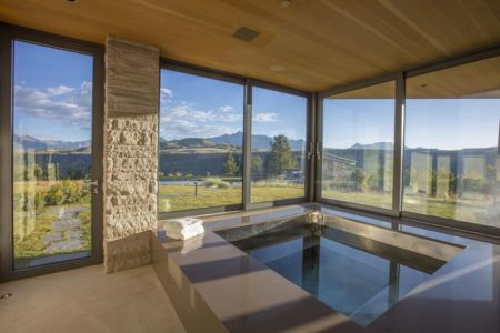 jacuzzi - home-Colorado par Bill Poss - Colorado, USA